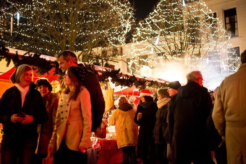 Naar de kerstmarkt van Dordrecht